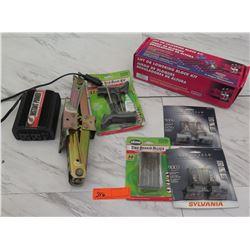 Tools - Inverter, Lift/Lowering Block Kit, Tire Plug Kit, etc.