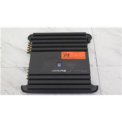 Car Audio - Alpine MRP-F300 4-Channel Power Amp