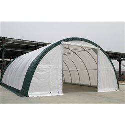 NEW IN CRATE 30 X 65 X 15 COMMERCIAL TEMP SHELTER