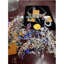 Huge Asstd. Jewelry Lot