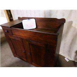 Antique Primitive Dry Sink