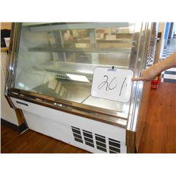 Pinnacle Floor Refrigerated Display Case