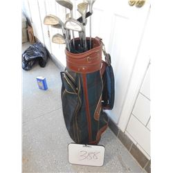 Ladies Novel Golf Clubs
