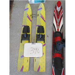 Taperflex Training Water Skis