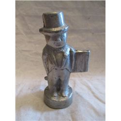 E & Co N.Y. Ice Cream Pewter Mold #1149 Wedding Groom