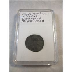 Gaius Aurelius Valerius Diodetianus AD240-AD311 Bronze Coin
