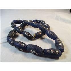 Venetian Face Trade Beads