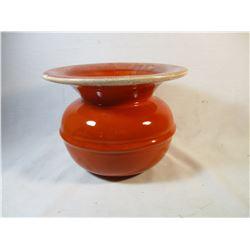Vintage Maddux of California Ceramic Spittoon