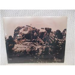 Photo Print of Mt Rushmore Before Completion Stevens Photo 1930