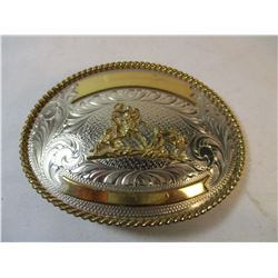 Montana Silversmiths Belt Buckle