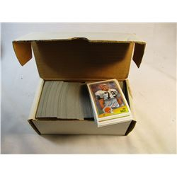 1988 Topps Football Cards Set 396 Cards Mint Condition