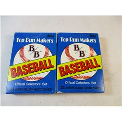 Top Run Makers Baseball Topps 66 Cards Official Colletors Set