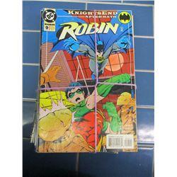 Lot of 27 Robin Comics DC Comics 1992-2007