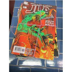 Lot of 57 JLA Justice League of America Comics 1998-2005 DC Comics