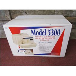 Brother Model 3500 Universal Sewing Machine Carrying Case NIB