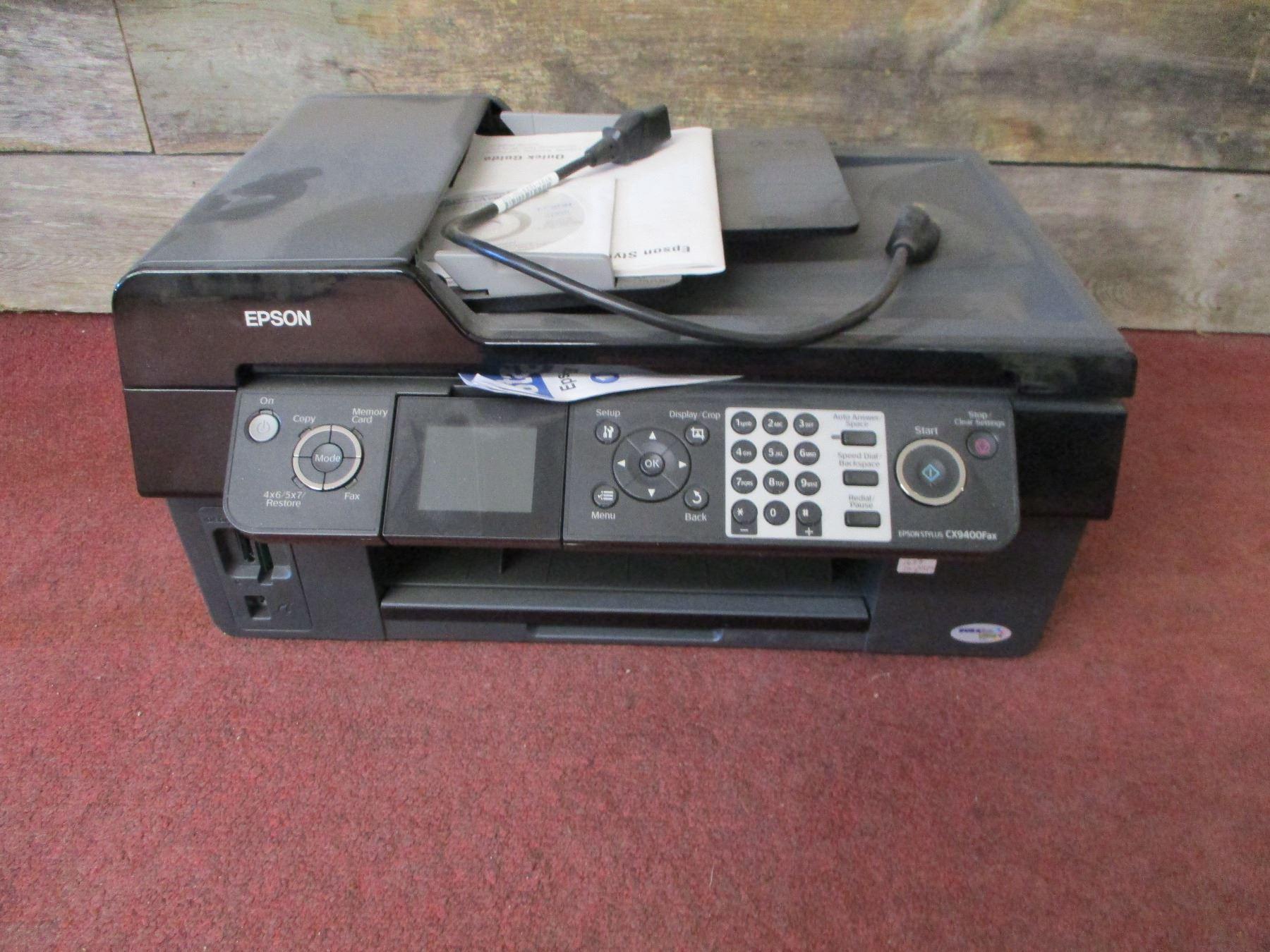 EPSON CX9400 FAX DRIVER PC