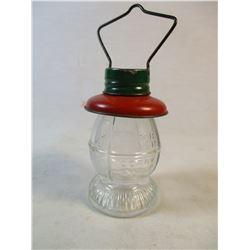 Vintage Stough Co Sugar Starch Corn Syrup Lantern Bottle