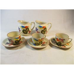 Vintage 8 pc Mini Tea Set #1435