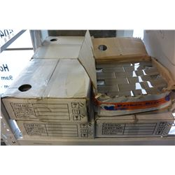 7 BOXES OF GLASS BACK SPLASH TILE