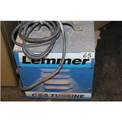 LEMMER CX 5 TURBINE SPRAY SYSTEM