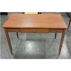 FUSION WOODWORKS INC 1 DRAWER DESK