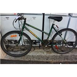 GREEN NORTHERN TRAIL BIKE