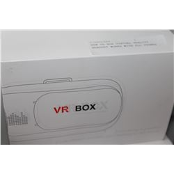 NEW VR BOX VIRTUAL REALITY HEADSET WORKS WITH ALL PHONES