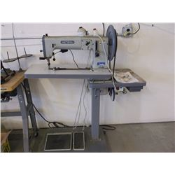 "Artisan Heavy Duty Stitching Machine- Manual- Thread- 37""H X 43""L X 20""W"
