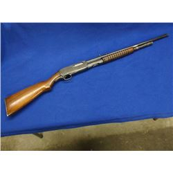Remington Rifle- .32 Rem- Takedown- Marked Remington UMC Trademark- Pump Action- Marbles Sight