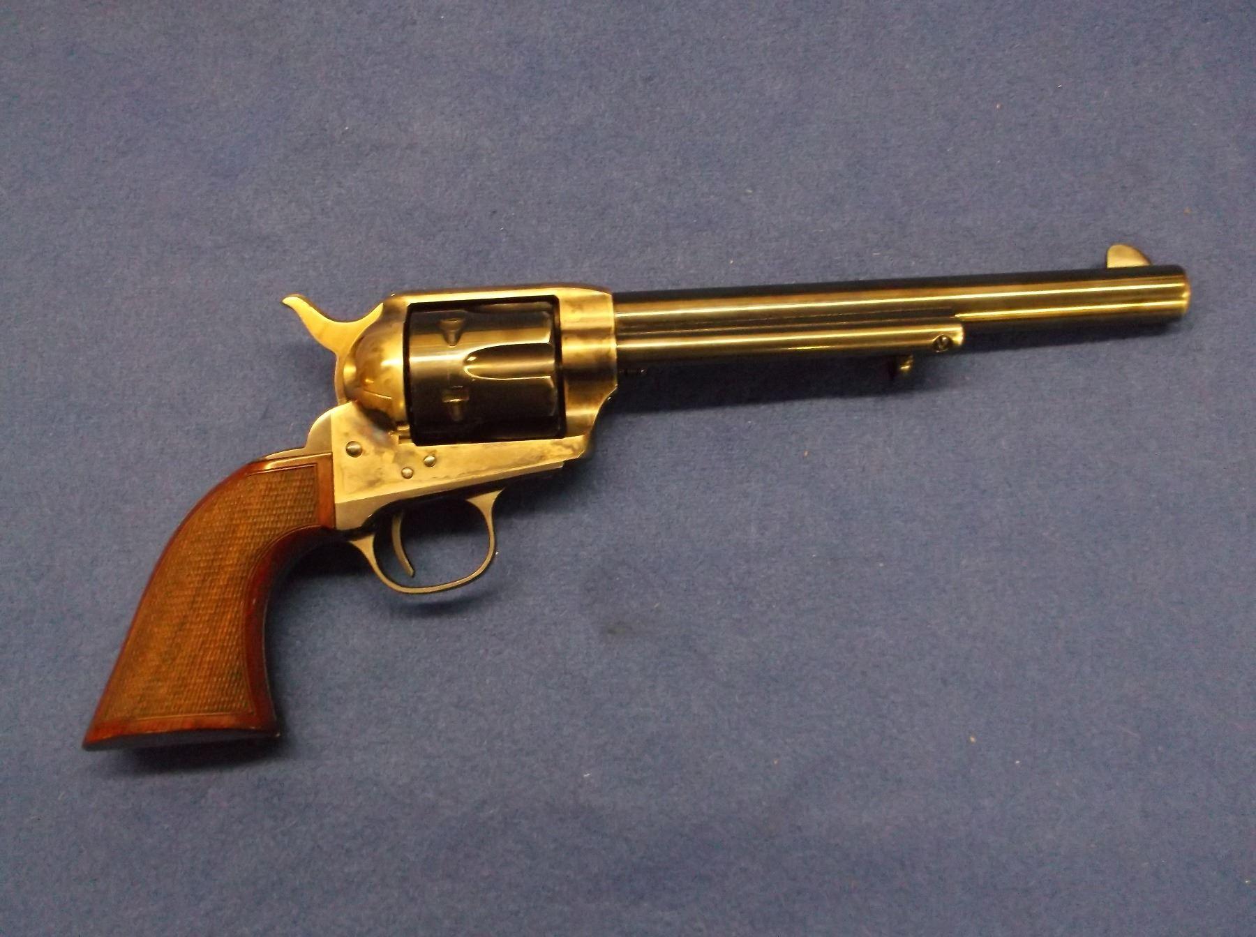 Cimarron Revolver-  38-40- Made in Italy- 7 5