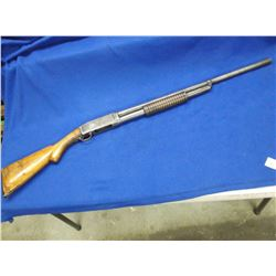"Remington Model 10? Shotgun- 12 GA- Pump Action- 2.75""- Cracked Stock- #U61629"