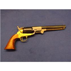 F. Llipetta Black Powder Revolver- Made in Italy- .44- #495956
