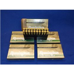5 Boxes Remington Preimier Copper Solid Shells- 300 Remingtion Ultra Mag- 165 GR. Copper Solid BT