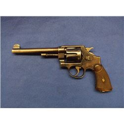 "Smith & Wesson Early Hand Ejector Revolver- .44 Spec- 6.5"" Barrel- #23921"