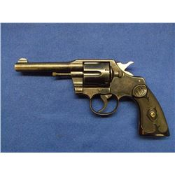 Colt Army Special Revolver- 32-20 WCF- 4.5  Barrel- #318481