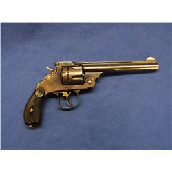"""Smith & Wesson Double Action Frontier Revolver-  .44-40 WCF- 6.5"""" Barrel- Made for ACM Butte MT."""