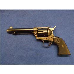 "Colt SAA Revolver- .45- 5.5"" Barrel- Early 2nd Generation- 1957- #123085A"