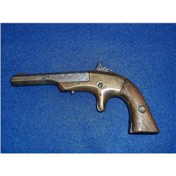 Unidentified Break Open Single Shot Pistol- 22S