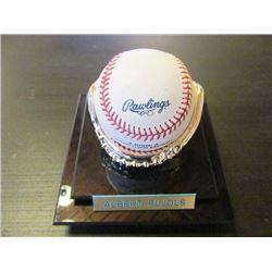 AUTOGRAPHED MLB BASEBALL - ALBERT PUJOLS