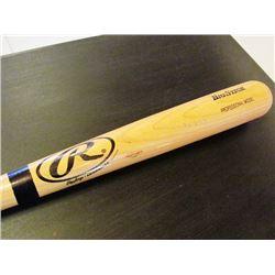 AUTOGRAPHED MLB BAT - BROOKS ROBINSON