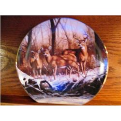 COLLECTOR PLATES - ANIMAL/OUTDOORS