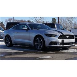 2016 FORD MUSTANG FASTBACK