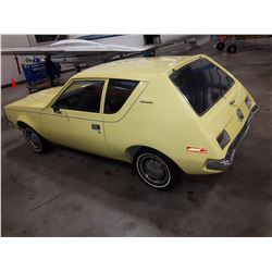 FRIDAY NIGHT 1970 AMC GREMLIN