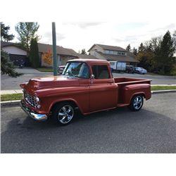 1955 CHEVROLET 1300 CUSTOM PICK UP