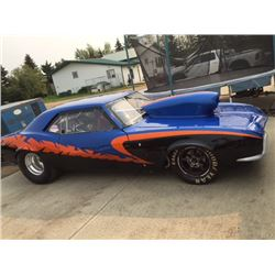 1968 CHEVROLET CAMARO 572 RACE CAR