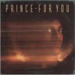 Prince 'For You' Album