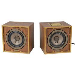 Prince's Pair of Auratone Speakers
