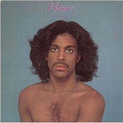 Prince Self-Titled Album (First Pressing)
