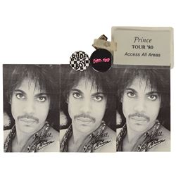 Prince Group of (6) Early Items