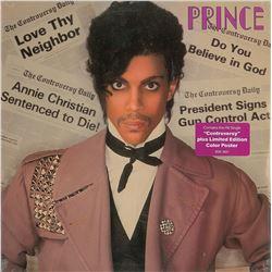 Prince 'Controversy' Album